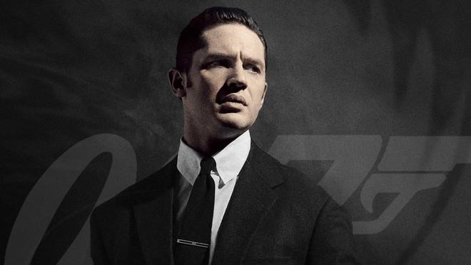 Fan tranh cãi trước tin Tom Hardy có thể trở thành James Bond mới