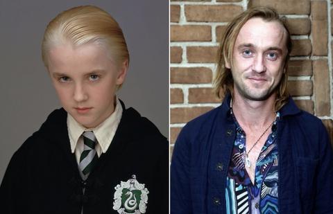 """Ngoại hình thay đổi của phù thủy Malfoy """"Harry Potter"""" ở tuổi 33"""