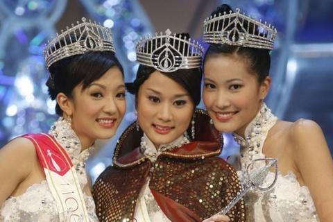 Á hậu Hong Kong 2007 thông báo kết hôn