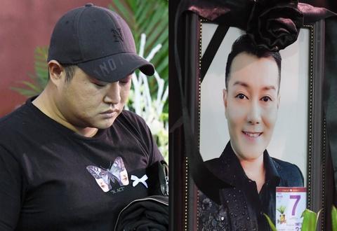 Gia đình, đồng nghiệp tiễn biệt ca sĩ Tuấn Phương