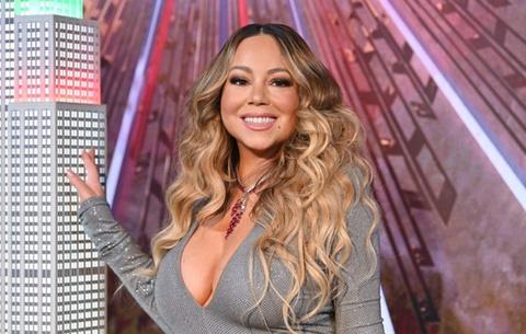 Mariah Carey muốn chuyển thể hồi ký thành phim