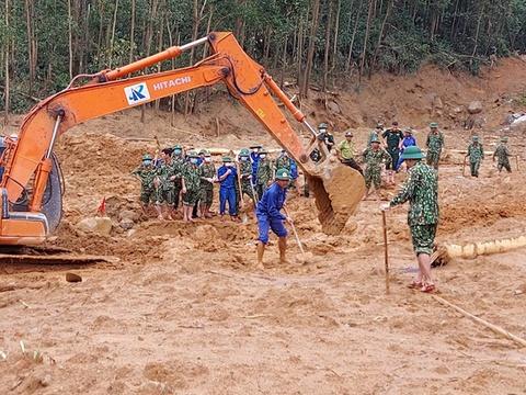 Thứ trưởng Bộ Công an: Có thể các công nhân mất tích ở dưới lòng hồ