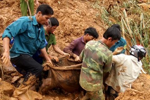 84 người chết sau 2 tuần mưa lũ ở miền Trung