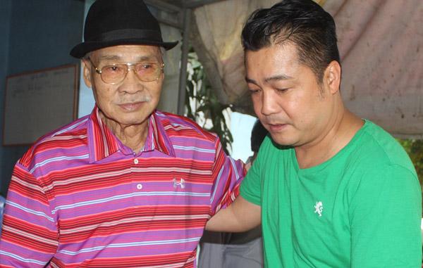 NSND Lý Huỳnh qua đời