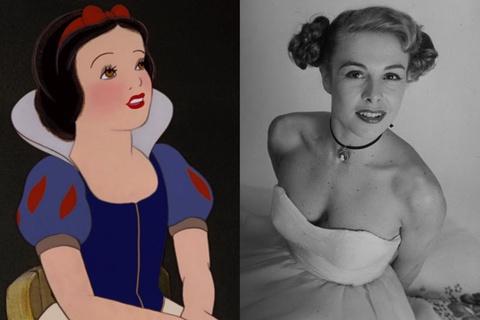 """""""Bạch Tuyết đời thực"""" của Disney qua đời"""