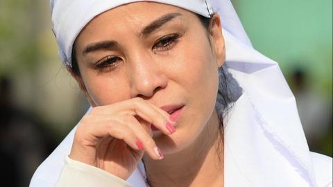 Lý Hương kể về những ngày cuối đời của NSND Lý Huỳnh