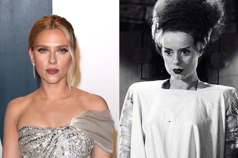 """Scarlett Johansson đóng phim cải biên từ """"Cô dâu của Frankenstein"""""""