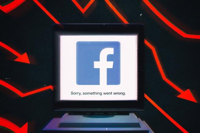 Facebook gặp lỗi lạ tại nhiều quốc gia