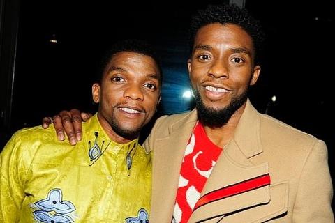 """Anh trai """"Báo Đen"""" Chadwick Boseman mắc ung thư"""