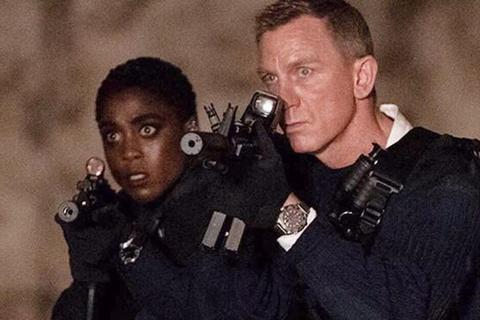Nữ diễn viên da màu bị công kích khi vào vai 007 tiếp theo