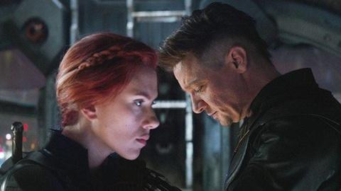 Bí mật giữa Black Widow và Hawkeye sắp được hé lộ