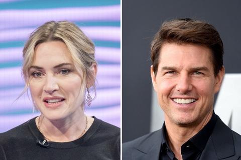 Kate Winslet đánh bại thành tích nhịn thở dưới nước của Tom Cruise