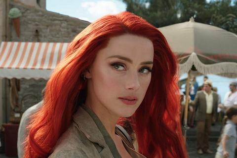 Amber Heard vẫn tham gia 'Aquaman 2' bất chấp phản đối