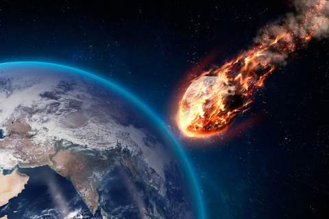 Thiên thạch to bằng tháp Eiffel sẽ đâm vào Trái Đất vào năm 2068?