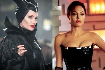 Hình tượng đối lập của Angelina Jolie và các sao trên phim