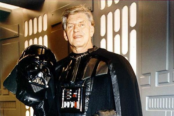 Tài tử Darth Vader trong 'Star Wars' qua đời