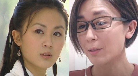 Nữ diễn viên 'Song Long Đại Đường' xuống sắc ở tuổi 39