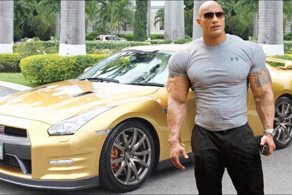 Cách tiêu xài của The Rock và những cỗ máy kiếm tiền ở Hollywood