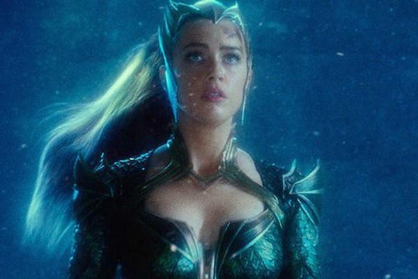 Johnny Depp cố khiến Amber Heard bị đuổi khỏi 'Aquaman'