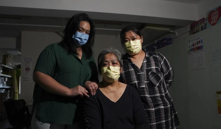 Hai chị em 'vô danh tính' 30 năm ở Hong Kong