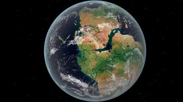 200 triệu năm nữa, Trái Đất chỉ còn một châu lục