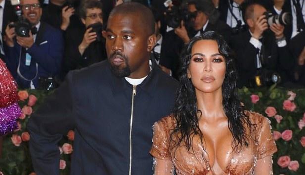 Vợ chồng Kim Kardashian ly hôn?