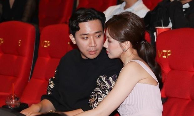 Thư tay ngày mới yêu của Trấn Thành gửi Hari Won