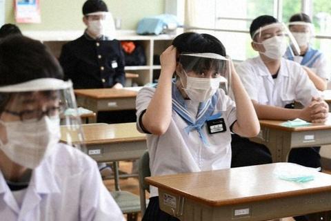 Không đeo khẩu trang, thí sinh bị loại khỏi kỳ thi đại học ở Nhật Bản
