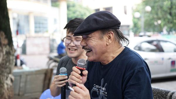 Trần Thu Hà: 'Nhạc sĩ Trần Tiến khỏe mạnh, kiên cường'
