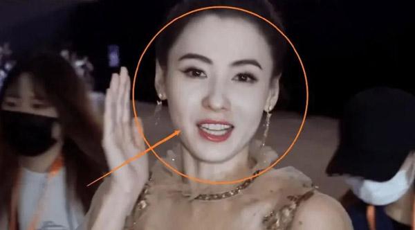 Trương Bá Chi được khen trẻ ở tuổi 41