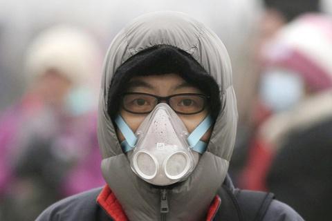 Cảnh báo 'tím' khắp nơi, Hà Nội ô nhiễm không khí kéo dài