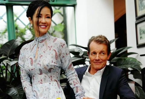Hồng Nhung, Mỹ Linh dự lễ cưới của con gái Thanh Lam