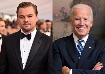 Leonardo DiCaprio viết thư gửi Tổng thống Joe Biden