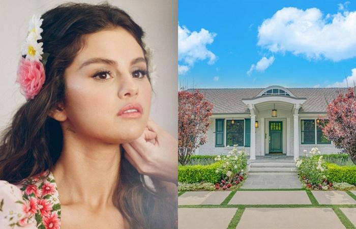 Biệt thự lâu năm của Justin Bieber, Selena Gomez