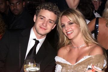 Britney Spears nhảy trên nền nhạc ca khúc của Justin Timberlake