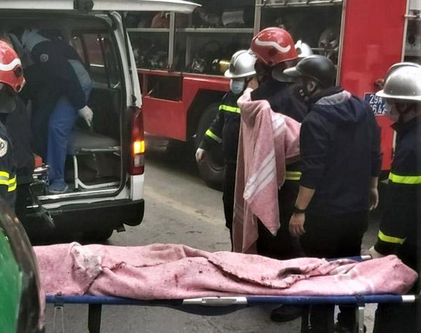 3 cựu sinh viên thiệt mạng trong vụ cháy ở Hà Nội