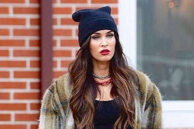Megan Fox liên tục bị chỉ trích vì ra phố không mang khẩu trang