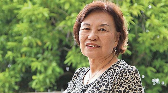 Diễn viên gạo cội TVB Dư Mộ Liên chống chọi với bệnh tật