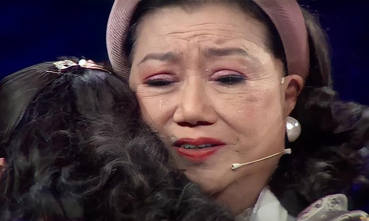 NSND Kim Cương tìm lại con gái nuôi sau 45 năm thất lạc