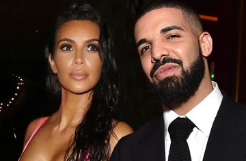 Drake muốn theo đuổi Kim Kardashian