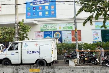 Hai cô gái tử vong sau khi rơi từ chung cư ở TP.HCM