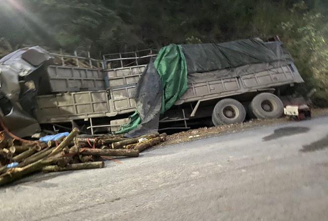 Tai nạn thảm khốc ở dốc Bả Vai, 7 người chết