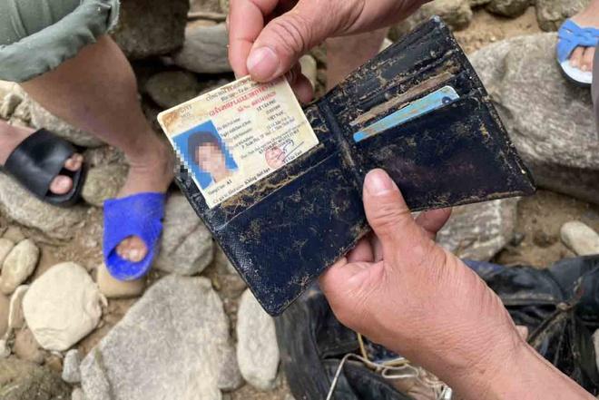 Tìm thấy vật dụng của công nhân mất tích ở Rào Trăng