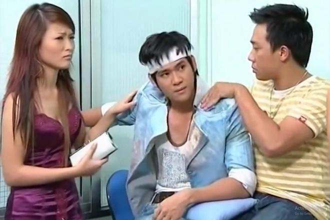 Trấn Thành, Lan Ngọc thời đóng vai phụ