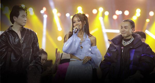 10.000 khán giả cháy với Rap Việt