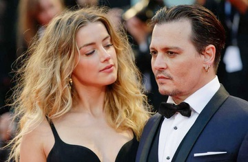 Amber Heard muốn tòa hủy đơn kiện của Johnny Depp