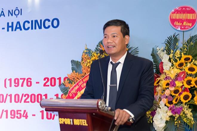 Ông Nguyễn Văn Thanh bị cách chức Bí thư Đảng ủy, Giám đốc Hacinco