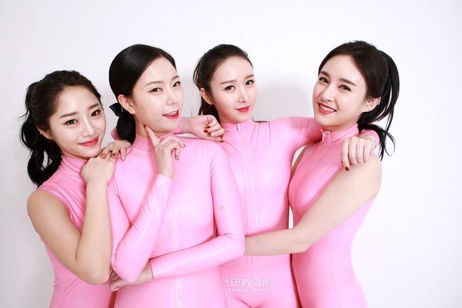 Nhóm nhạc Hàn tan rã sau 9 năm tai tiếng