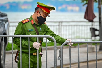 Đà Nẵng thiết lập lại các trạm kiểm soát người ra vào thành phố
