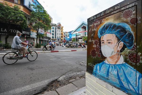 Cách phòng, chống dịch trên các bốt điện ở Hà Nội